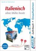 Lehrbuch und 4 Audio-CDs / Assimil Italienisch ohne Mühe heute