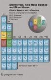 Electrolytes, Acid-Base Balance and Blood Gases