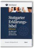 Stuttgarter Erklärungsbibel, 1 CD-ROM / Bibelausgaben