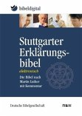Stuttgarter Erklärungsbibel, 1 CD-ROM