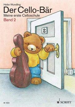 Der Cello-Bär