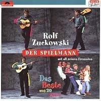 Der Spielmann mit all seinen Freunden, 2 Audio-CDs - Zuckowski, Rolf