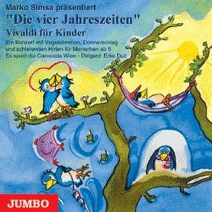 Vivaldi für Kinder: Die vier Jahreszeiten - Simsa, Marko