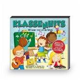 KlassenHits, 4 Audio-CDs