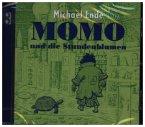 Momo und die Stundenblumen, 1 CD-Audio / Momo, Audio-CDs Folge.3