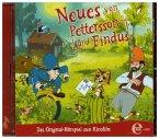 Neues von Pettersson und Findus, 1 Audio-CD
