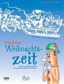 Flautinos Weihnachtszeit, m. Audio-CD