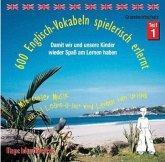 600 Englisch-Vokabeln spielerisch erlernt, 1 Audio-CD