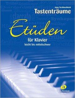 Etüden für Klavier - Terzibaschitsch, Anne