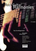 Rock Guitar Harmonies, m. Audio-CD