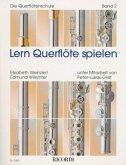 Lern Querflöte spielen, m. Audio-CD