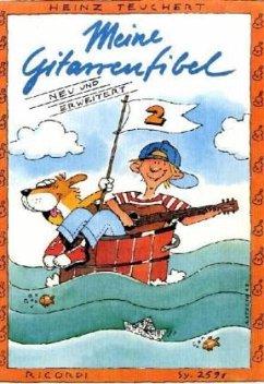 Meine Gitarrenfibel. Bd.2