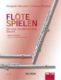 Flöte spielen, Band A, m. Audio-CD