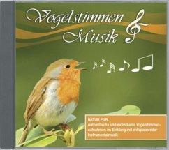 Vogelstimmen & Musik, 1 Audio-CD