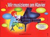 Wir musizieren am Klavier