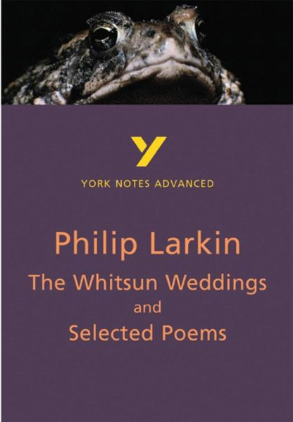 the whitsun weddings by philip larkin essay Philip larkin, the whitsun weddings (faber, 1964) philip larkin's fifth collection of poetry, the whitsun weddings, was the one that firmly established him as one of britain's major poets he remains today one of the best-known and most popular british neoformalists.