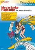 Megastarke Popsongs, 1-2 Sopran-Blockflöte
