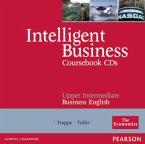 Course Book, 2 Audio-CDs / Intelligent Business, Upper Intermediate Tl.1-2