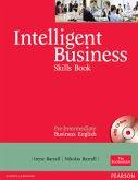 Skills Book, w. CD-ROM / Intelligent Business, Pre-intermediate