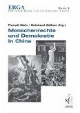Menschenrechte und Demokratie in China