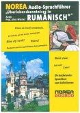 Norea Audio-Sprachführer Rumänisch, 1 Audio-CD