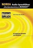 NOREA Audio-Sprachführer Russisch, 1 Audio-CD