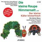 Die Kleine Raupe Nimmersatt & Kleine Käfer Immerfr