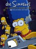 Die Simpsons - Die komplette Season 07 (Collector's Edition, 4 DVDs)