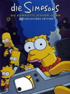 Die Simpsons - Die komplette Season 07 (Collect...