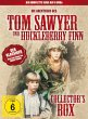 Tom Sawyer & Huckleberry Finn …