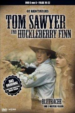 Tom Sawyer & Huckleberry Finn - DVD 5