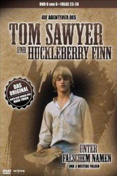 Tom Sawyer & Huckleberry Finn - DVD 6