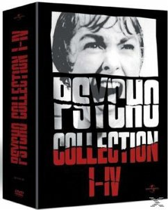 Psycho Collection I-IV