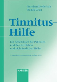 Tinnitus-Hilfe - Kellerhals, Bernhard; Zogg, Regula