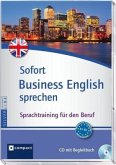Sofort Business English sprechen, 1 Audio-CD