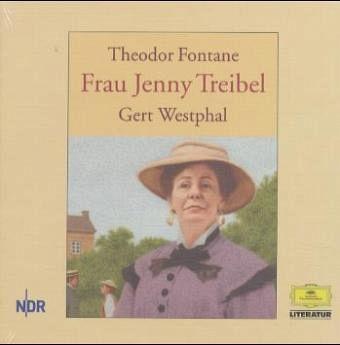 Frau Jenny Treibel, 6 Audio-CDs - Fontane, Theodor