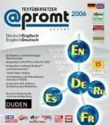 Promt Expert 2006 Deutsch Englisch Cd Rom Software Portofrei Bei