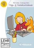 Fit am Computer Tipp- und Tastaturtrainer. CD-ROM