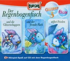 Der Regenbogenfisch - die Glitzer-Box (Folgen 1-3) - Diverse