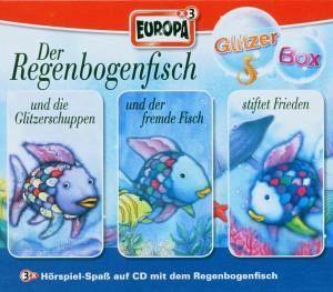 Der Regenbogenfisch - die Glitzer-Box (Folgen 1-3)