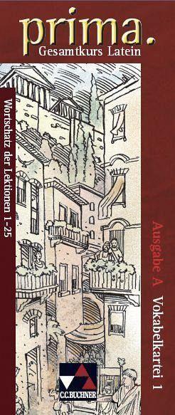 Prima A. Vokabelkartei 1 Tl.1