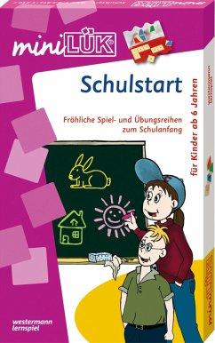 Schulstart / miniLÜK-Set