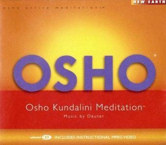 Osho Kundalini Meditation, 1 Audio-CD - Osho