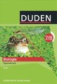 Duden Biologie - Gymnasium Berlin - 7./8. Schuljahr. Schülerbuch