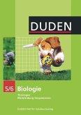 Biologie 5/6. Lehrbuch. Thüringen, Mecklenburg-Vorpommern