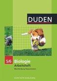 Biologie 5/6. Arbeitsheft Mecklenburg-Vorpommern