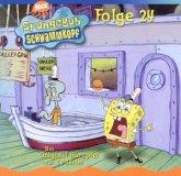 SpongeBob Schwammkopf, 1 Audio-CD. Folge.24