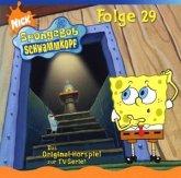 SpongeBob Schwammkopf, 1 Audio-CD. Folge.29