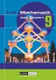 Link Mathematik 9. Lehrbuch. Sachsen Mittelschule