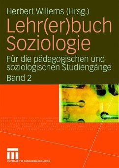 Lehr(er)buch Soziologie 2 - Willems, Herbert (Hrsg.)